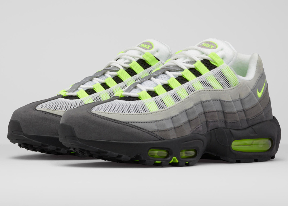 best loved 1f23d 30aa9 air max 95 gris fluo